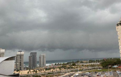 רמת כוננות 2: עיריית אשדוד בסיכום ביניים למערכת הגשם הנוכחית
