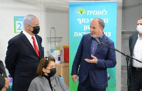 עיריית אשדוד   מבצע החיסונים: חודש מתחילת מבצע החיסונים – 72% מבני 60 ומעלה באשדוד כבר התחסנו