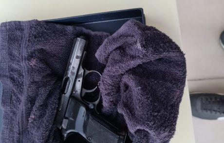 בשעות הלילה בוצעה פריצה למטווח ירי באשדוד; נגנבו נשקים מסוגים שונים