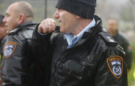 היערכות משטרת ישראל לקראת מזג האוויר הסוער הצפוי בימים הקרובים | כל הפרטים