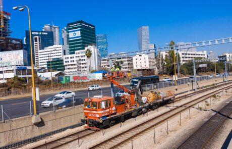 פעילות רכבת ישראל בדרום הארץ תחודש ביום רביעי, ה-3.2.21