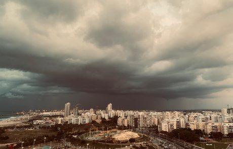 עיריית אשדוד מודיעה: בימים רביעי וחמישי צפויה מערכת חורפית סוערת