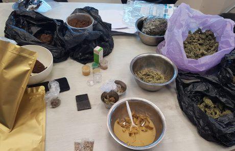 אדם נעצר בחשד להחזקת סמים מסוכנים | כל הפרטים