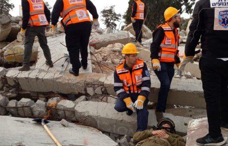 """מתנדבי יחידת סע""""ר ויחידת החילוץ באשדוד לעירייה: """"מפסיקים את פעילותנו עקב מידורנו על ידי העירייה"""""""