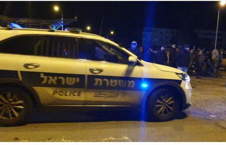 """נתפס על חם: חשוד שגנב רכב מבית באשדוד נתפס ע""""י כוחות המשטרה"""