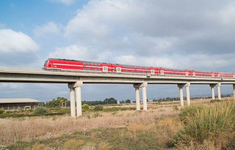 רכבת ישראל מודיעה: תנועת הרכבות תתוגבר במהלך ימי חול המועד