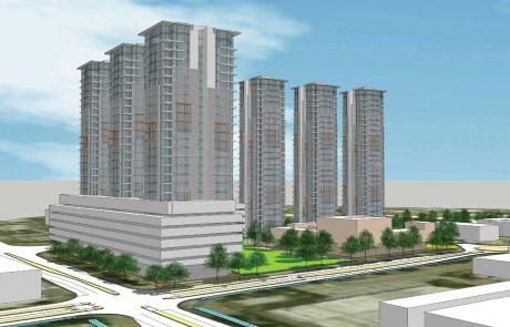 """הסכם הגג באשדוד: פרויקט """"בית בשדרה"""" אושר במועצה"""