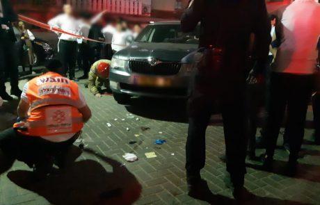 החשוד באירוע הדריסה הקשה אמש: תושב ירושלים כבן 20