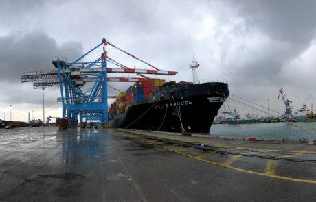 סערה בנמל – דיון מחר בבית הדין לעבודה – הועד נותן גיבוי לעובדים